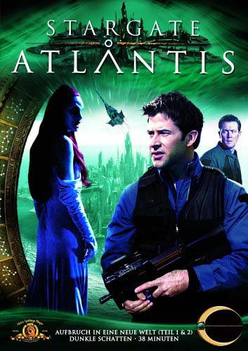 Звездные врата: Атлантида Сезон 4