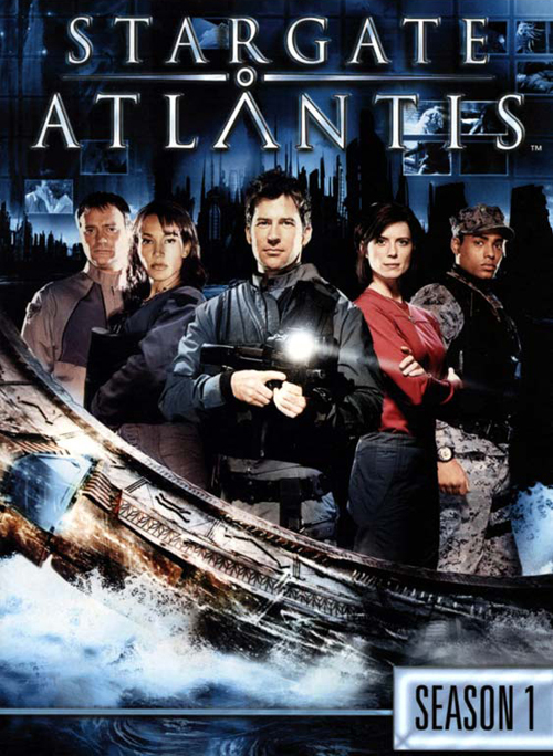 Сериал Звездные врата: Атлантида Сезон 1
