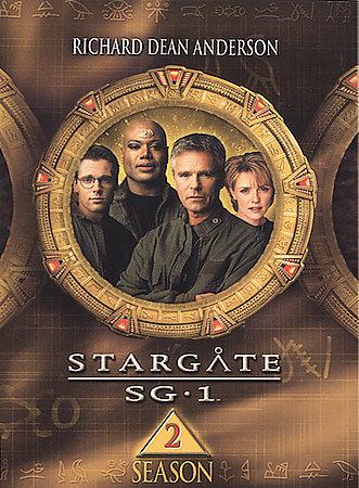Звездные врата: SG-1 Сезон 2