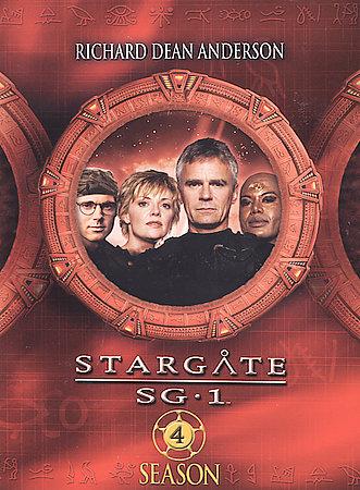 Звездные врата: SG-1 Сезон 4