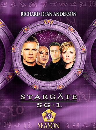 Звездные врата SG-1 Сезон 5